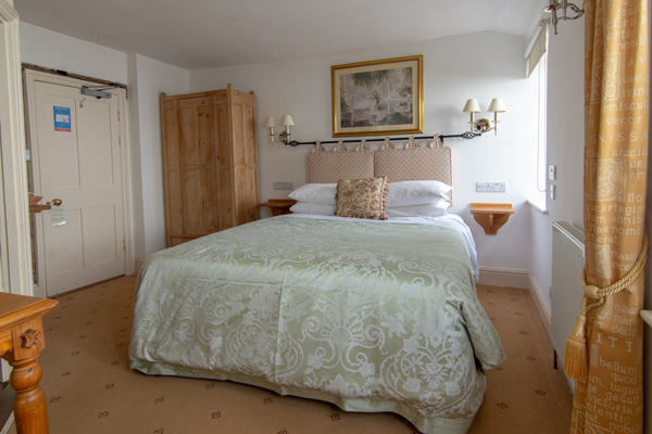 4 room 1 at the Abbey Hotel, Bury St Edmunds, Suffolk