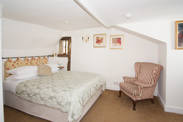 4 room 5 at the Abbey Hotel, Bury St Edmunds, Suffolk