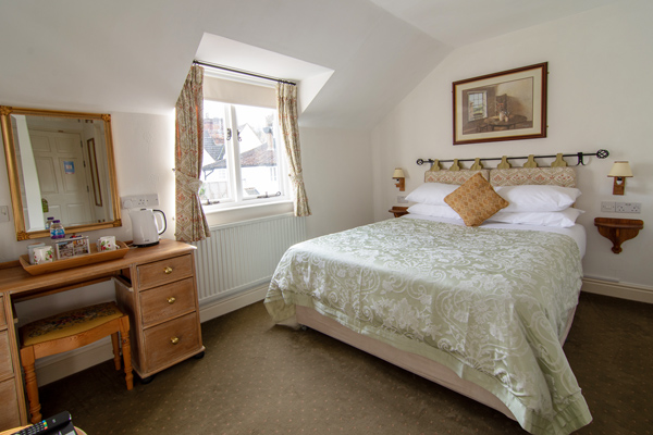4 room 8 at the Abbey Hotel, Bury St Edmunds, Suffolk