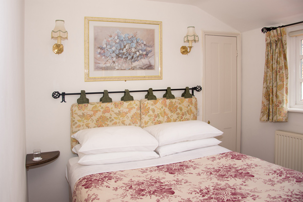 4 room 14 at the Abbey Hotel, Bury St Edmunds, Suffolk